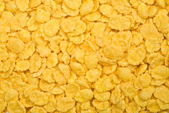 Cornflakes background Royalty Free Stock Photography