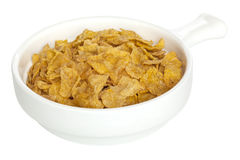 Cornflakes Cut Out Royalty Free Stock Image
