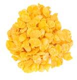 cornflakes Déjeuner sain Images libres de droits
