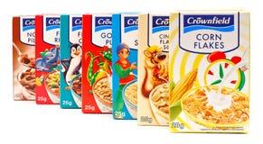 Cornflakes de Crownfield Images stock