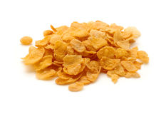 Cornflakes isolated Stock Image