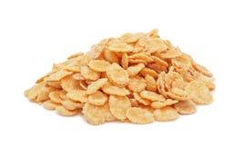 Cornflakes, isolated Stock Photo
