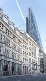 Cornhill, Londra, Regno Unito immagini stock libere da diritti