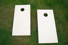 Cornhole Boards from Above