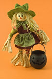 Cornhusk Farmers wife doll Stock Photo