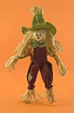 Cornhusk scarecrow doll Royalty Free Stock Photos