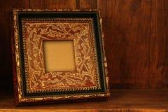 Cornice antica Fotografie Stock Libere da Diritti