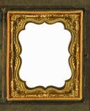 Cornice antica bella del Victorian Fotografie Stock