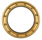 Cornice antica rotonda della scrofa giovane Fotografia Stock Libera da Diritti