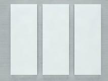 Cornice bianca Immagine Stock Libera da Diritti
