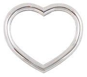 Cornice del cuore Immagine Stock