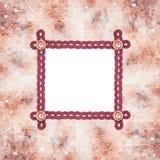 Cornice del merletto Fotografia Stock Libera da Diritti