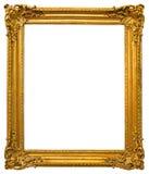 Cornice dell'oro fotografie stock libere da diritti