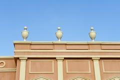 Cornice ornamentado Fotografia de Stock