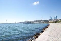 Corniche Boulevar Immagine Stock