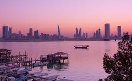 Corniche de Al Ghous Foto de Stock