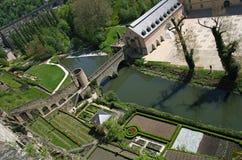 corniche Luxembourg przeglądać Obrazy Royalty Free