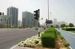 Corniche road Royalty Free Stock Photos