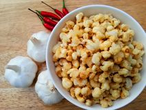 Cornick - A native Philippine snack Stock Photography