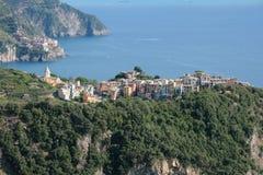 Corniglia Photo stock