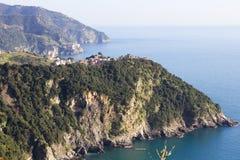 Corniglia, Cinque Terre Stockfotografie