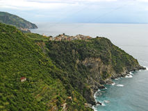 Corniglia 03 Royalty Free Stock Image