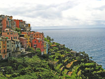 Corniglia 04 Royalty Free Stock Photography
