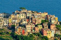 Corniglia, Cinque Terre Stock Photos