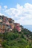 Corniglia, Cinque Terre, Italie photo libre de droits