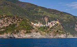 Corniglia, Cinque Terre, Italy Royalty Free Stock Photography