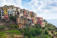 Corniglia, Cinque Terre, Italy Royalty Free Stock Image