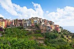 Corniglia, Cinque Terre, Italy Stock Images