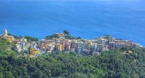 Corniglia - Cinque Terre, Italy Stock Photo