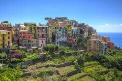 Corniglia - Cinque Terre,Italy Royalty Free Stock Images
