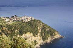 Corniglia Cinque Terre Royalty Free Stock Photos