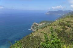 Corniglia Cinque Terre Royalty Free Stock Image