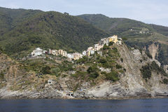 Cornilgli, Cinque Terre, Italy Royalty Free Stock Photo