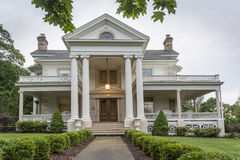 Corning Mansion. An old Coning mansion restored to it's former glory and being used as a B&B Stock Photography