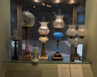 The Corning Museum of Glass Royalty Free Stock Image