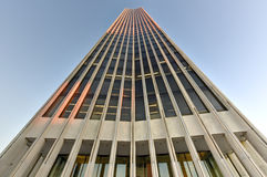 Corning Tower - Albany New York Royalty Free Stock Image