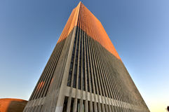 Corning Tower - Albany New York Stock Image