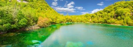 Cornino lake Royalty Free Stock Photography