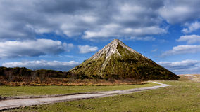 Cornish Άλπεις στοκ εικόνα