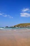 Cornish ακτή Στοκ φωτογραφίες με δικαίωμα ελεύθερης χρήσης