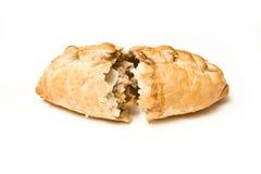 Cornish ανοικτή πίτα Στοκ φωτογραφία με δικαίωμα ελεύθερης χρήσης