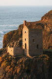 Cornish κασσίτερος ορυχείων στοκ εικόνες