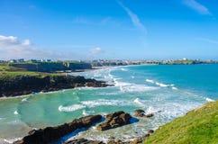 Cornish ουρανός Στοκ εικόνες με δικαίωμα ελεύθερης χρήσης
