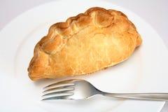 Cornish πίτα στοκ εικόνες με δικαίωμα ελεύθερης χρήσης