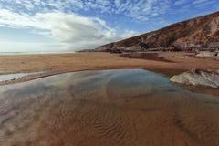 Cornish Bay Royalty Free Stock Images