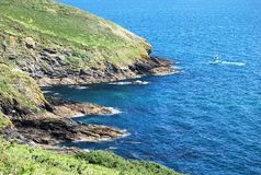 Cornish Cliffs Stock Images
